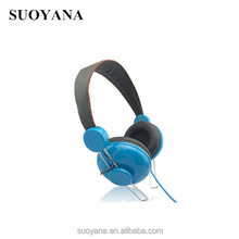 Popular Foldable Cheap Promotion Wired Headset Wholesale
