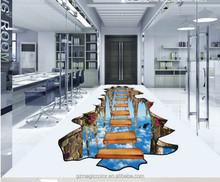3d Fußboden Aufkleber ~ Guangzhou magic color digital painting ltd angeboten d tapete