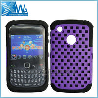 Decorated Cases For Blackberry 8520/8530/9300