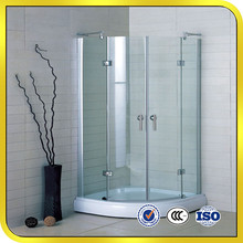 tempered shower door shower room glass