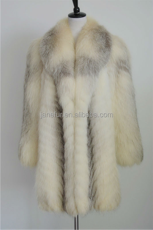 2015 Janefur Fashion Style/Scheduled Style/Fox fur Garment/Fast Shipping