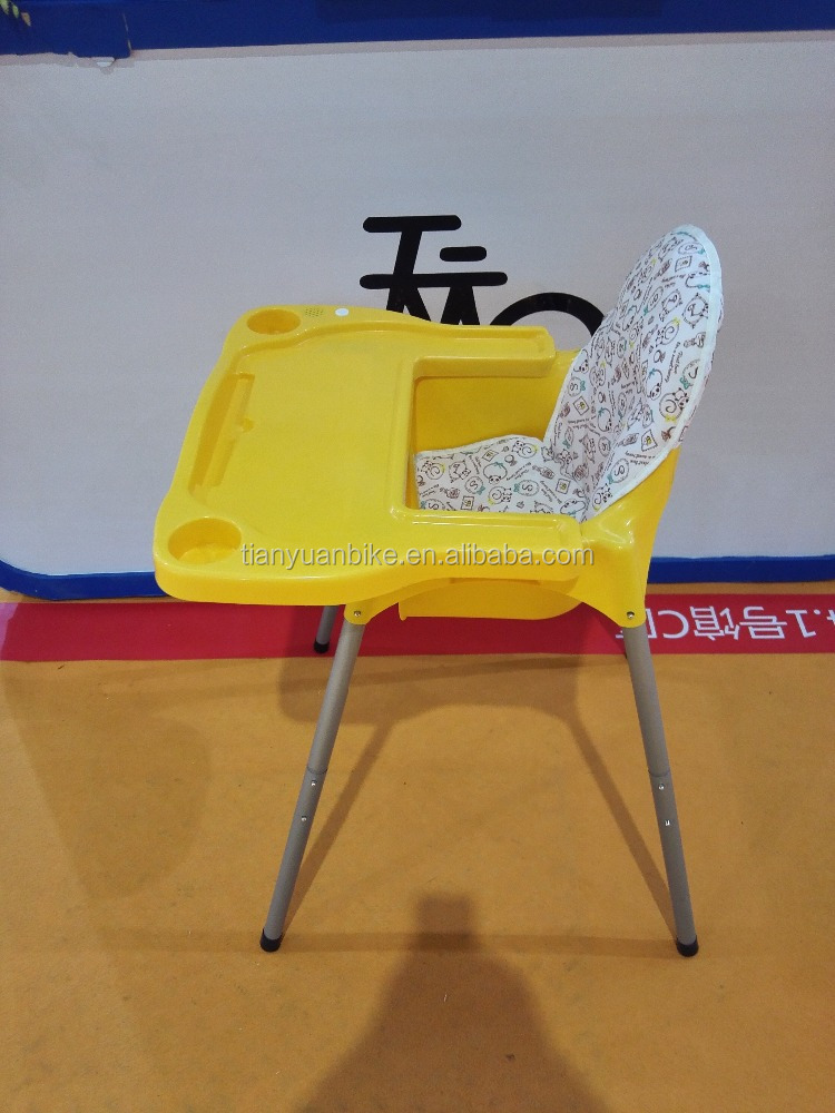 New design high chair baby dinner chair children dining for Chair new design