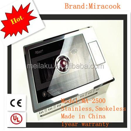 Miracook Electric U003cstrongu003etabletopu003c/strongu003e Infrared U003cstrongu003egrillu003c