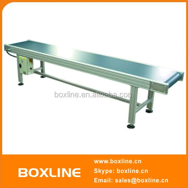 Pharmaceutical Standard Stainless Steel Belt Conveyor