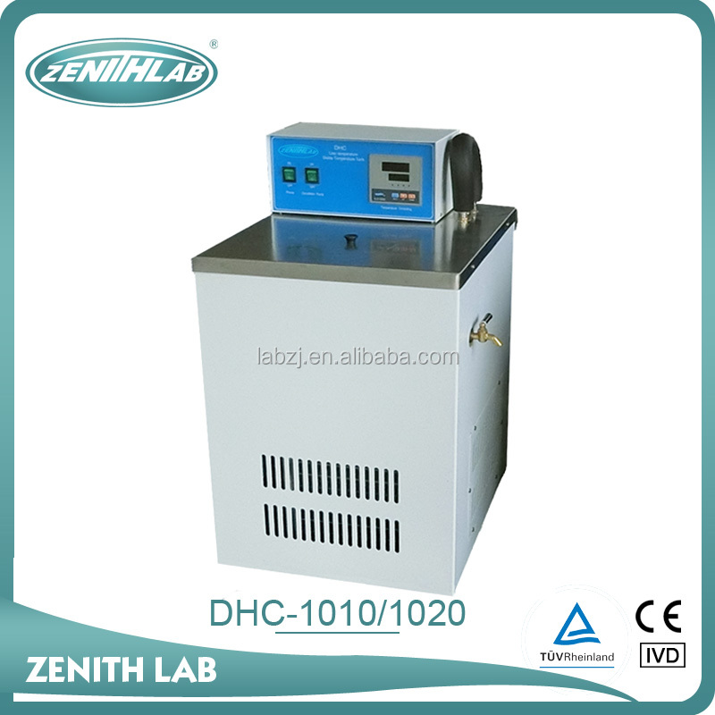 DHC-<strong>1010</strong> Lab digital display portable bath water heater and cool cycle water bath