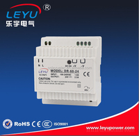 CE RoHS DR-60-24 2.5a 24v 60w ac dc power supply 24v din