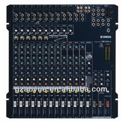 Professional stereo mixer! 16 channel professional digital mixer
