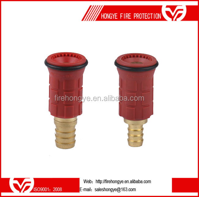 HY002-039-92B Fire jet spray hose reel nozzle;water spray nozzle