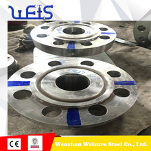 Asme b16.5 forged blind large diameter stainless steel flange