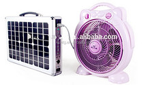 Flexible solar panel energy system portable solar power system for outdoor with hand crank
