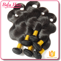 High quality factory price wholesale black star hair extensions