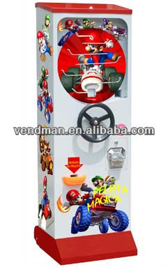Twister Bouncy Ball Vending Machine(TR945)