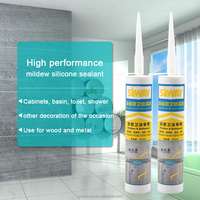 Anti-Fungus Fungicide Silicone Sealant for Kitchen Special Use