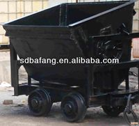 new bucket tipping mine car/mine wagon/mining rail car for sale