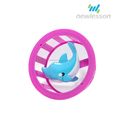 alibaba wholesale cartoon dolphin design funny plastic adult wind up toys for custom