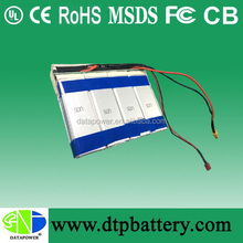 11.1v rc lipo battery/lithium polymer battery pack