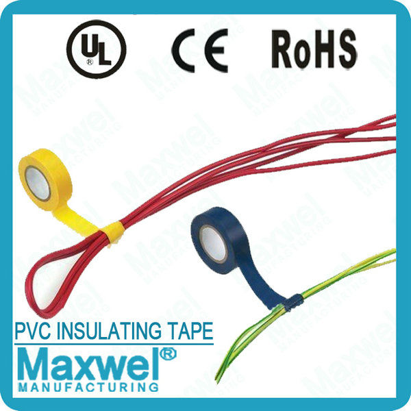 Wire Harness PVC Insulation Electrical Tape Wonder PVC Insulation Tape