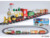 Best Choice Products Kids Classic Battery Operated Train Set with Real Smoke, Music & Lights, Multicolor