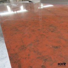 best quality marble acrylic solid surface fire resistant stone