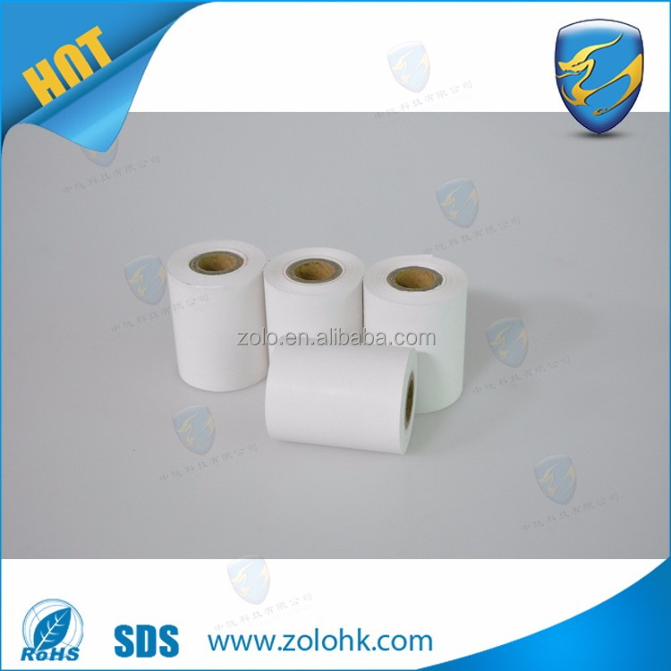 Hot new imports jumbo rolls thermal paper pos thermal paper roll for cash register receipt