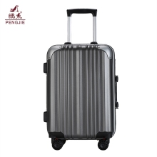 Wholesale 20 24 inch customized 100% PC Suitcase primark luggage