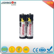 the complete in specifications and Energy-saying 0f the 1.5v zinc carbon r6 aa dry battery