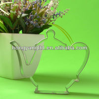 Stainless Steel Teapot Shape Metal Cookie Cutter