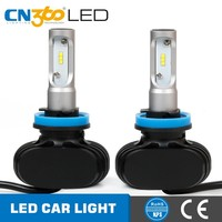 High Intensity Long Life Moto 7 Led High Low Beam Motorcycle Headlight