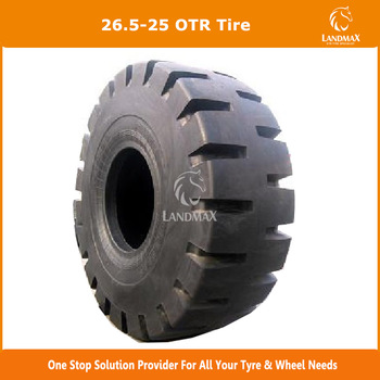 Reliable Quality 26.5 - 25 L5 Wheel Loader OTR Tyre