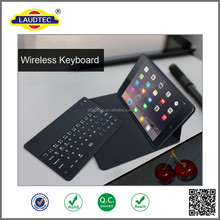 Ultra Slim Bluetooth Keyboard Metal Case With Stander For Apple Ipad Air