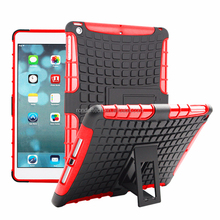 Shock Proof Heavy Duty Defender Stand Case for Ipad Air ipad5
