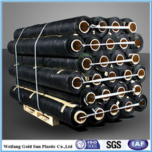 black pp fabric roll anti grass landscape ground cover