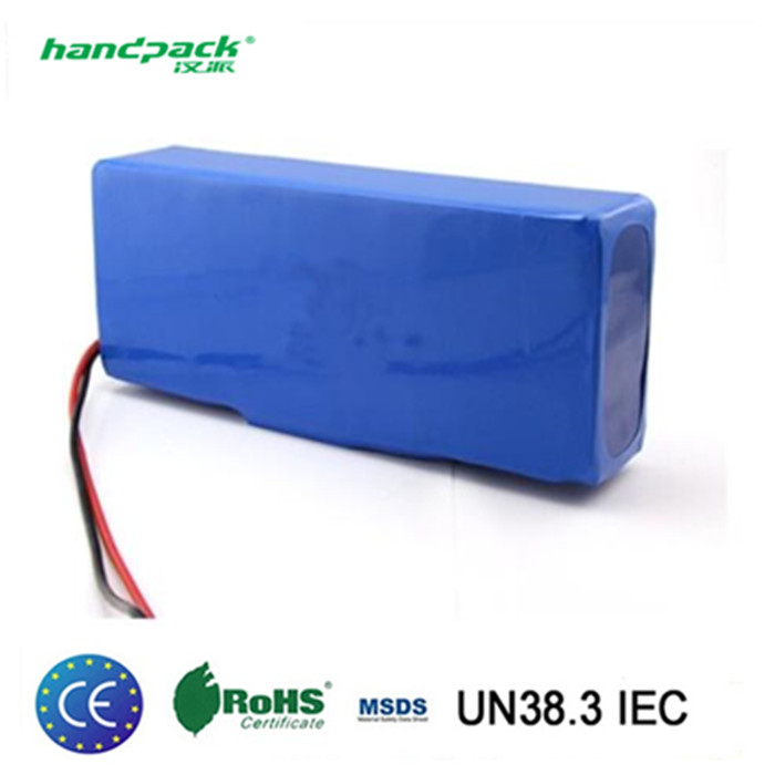 Deep Cycle Handpack LiFePO4 72V30Ah rechargeable electric vehicle battery