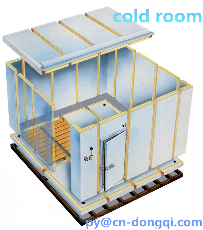 cold storage cold room cooling refrigerated equipment system wall unit