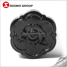 Rose Flower Shaped Plastic Container for Contact Lenses