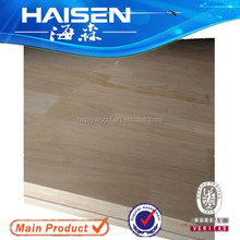 AA AB Solid wood Finger joint board (FJLB) rubber wood
