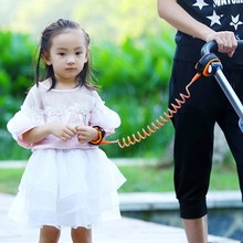 Baby Child Anti Lost Safety Wrist Link Leash for Kids Leashes Walkers Wrestling Belt