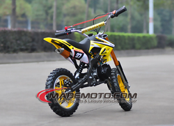 Kids 50cc 2 Strokes Gas Powered Mini Dirt Bike Mini Moto Cheap Pocket Bike for sale BWS