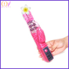 Pink rabbit vibrator vagina massage for women masturbation
