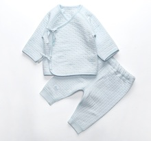 100% organic cotton long sleeve wholesale price Infants & Kids newborn boys Baby clothes