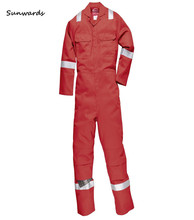 Hot selling 100% cotton security guard gardener uniform