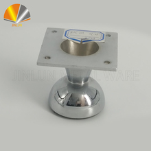 High quality metal furniture hardware legs , customized metal table legs