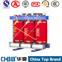 SCB10 series cast resin 35/0.4kv 1000 kva dry-type transformer with best price