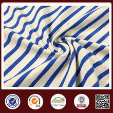 yarn dyed red white stripe cotton blue and whitestriped from china knit fabric