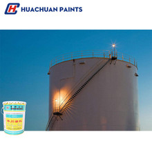 Gloss retention heat reflection paint for building surface
