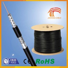 Hot selling made in china manufacturer 3C-2V Coaxial Cable +TV Connectors