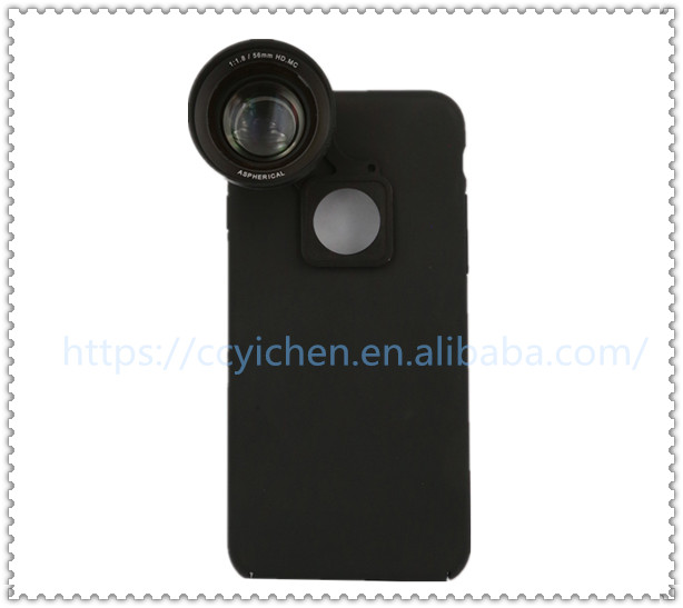 Professional Mobile Phone Camera Lens Hd 60mm Telephoto Lens 2x Camera Lenses Used For Smartphone
