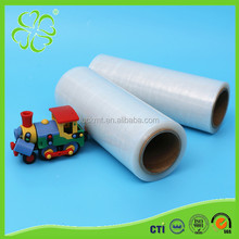 High Transparent Pallet Packaging LLDPE 15mic Plastic Stretch Film