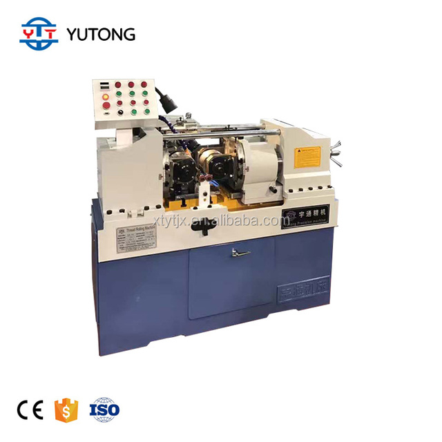 Thread Rolling Machine rebar threading machine