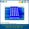 Over 18 years experience of making LED dot matrix display with blue 5*7mm and common anode